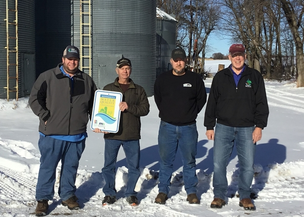 Koep Farms Achieve Water Quality Certification
