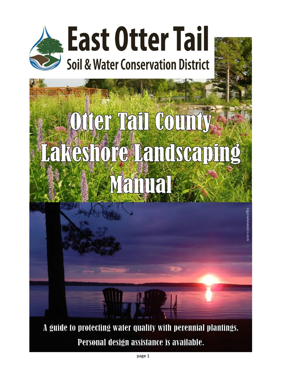 Lakeshore Lakescaping Manual