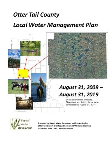 Local Water Plan